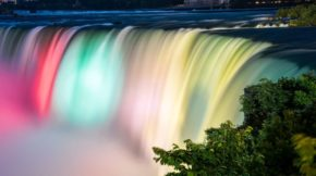 Niagra falls and affordable accommodation is the Best Combination For Tourists