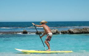 stand up paddleboard is so much fun