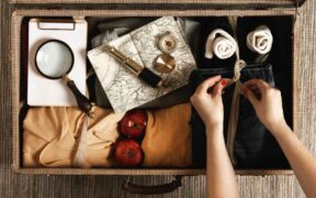 Four best ways to pack a suitcase