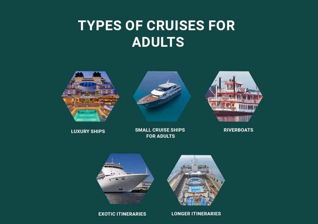 Types of Cruises