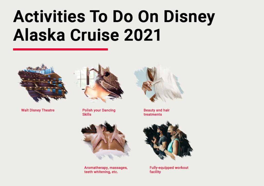 Activities To Do On Disney Alaska Cruise 2021